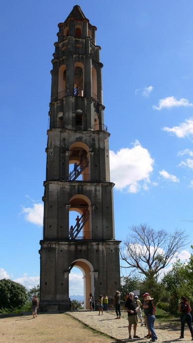 cuba 2011 - torre iznaga 04