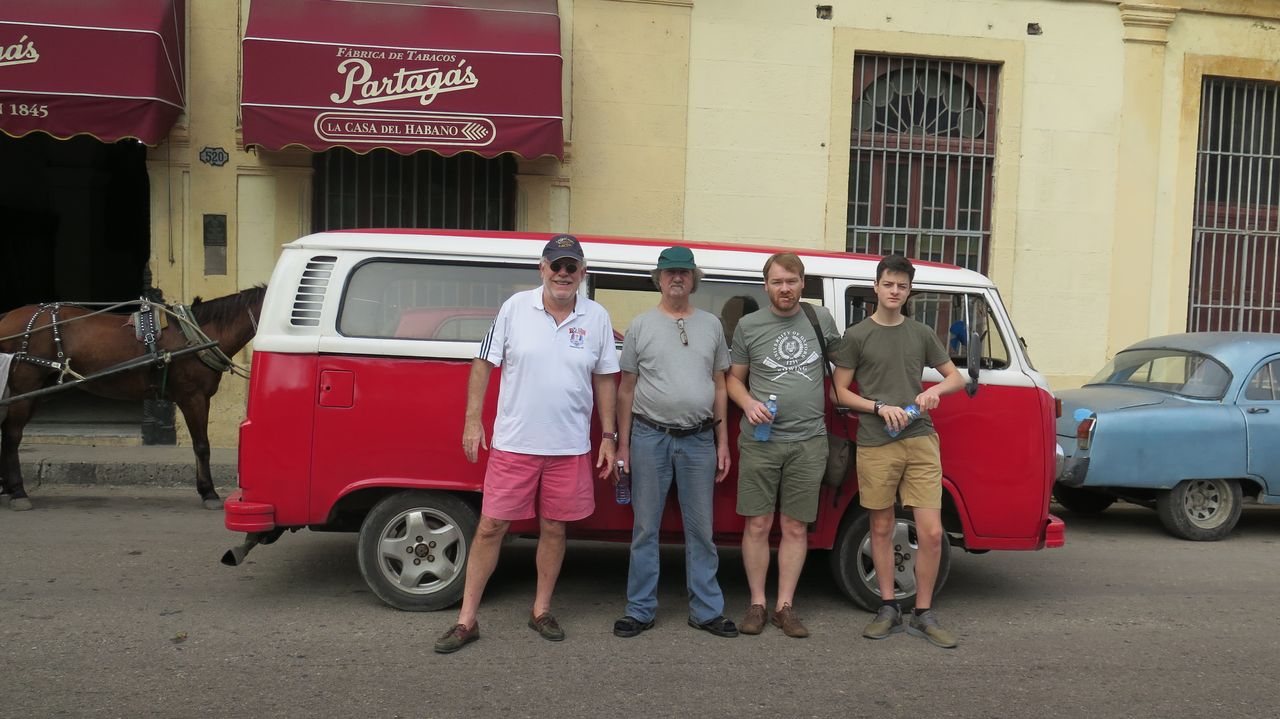 Cuba 2018 Jos Cars And The Smell Of Petrol Flying Cigar A
